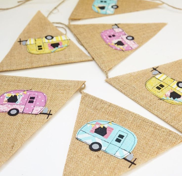 travel trailer, Vintage Camper Banner, Burlap pennant Banner, Camper Decor, Camping Decorations, Happy Glamper, Happy Camper, Camper Sign by thelittlegreenbean on Etsy https://www.etsy.com/listing/520620428/travel-trailer-vintage-camper-banner