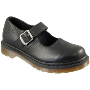 Doc Marten black mary janes...I have always wanted a pair!!