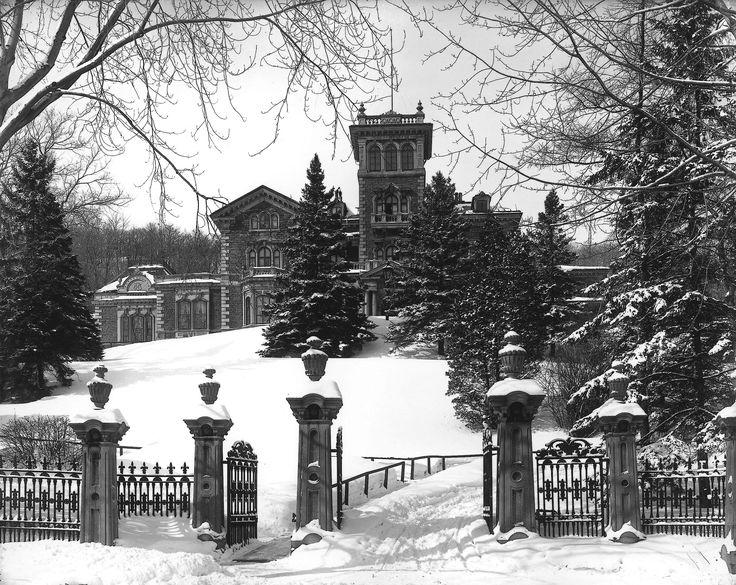 Ravenscrag from Pine Avenue, 1901