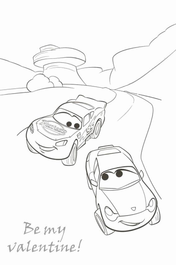 Coloring Pages Of Car Awesome Cars Valentines Day Coloring Pages Coloring Pages Mermaid Coloring Pages Cars Coloring Pages