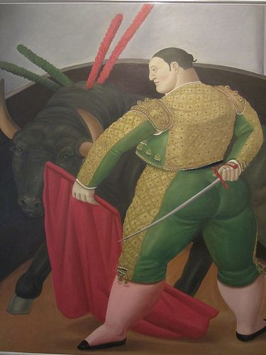 Fernando Botero 'Pase natural'
