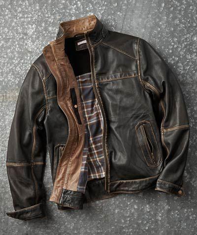 Effortlessly cool men 39 s jackets gradient jacket carbon2cobalt men 39 s apparel pinterest for Men gradient leather strap