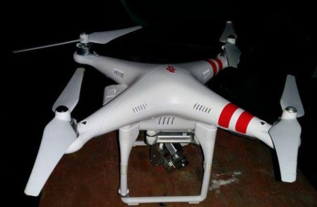 Phantom Vision 2  plus drone review