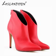 Follow Us For Great Street Styles  Women Boots 2016 Fashion Leather Red Bottom High Heels Shoes Ankle Boots Autumn Winter Boots Sapato  769-1MA     Get Stylish Clothes On A Budget!     FREE Shipping Worldwide     Get it here ---> http://ebonyemporium.com/products/women-boots-2016-fashion-leather-red-bottom-high-heels-shoes-ankle-boots-autumn-winter-boots-sapato-769-1ma/    #new_shoes