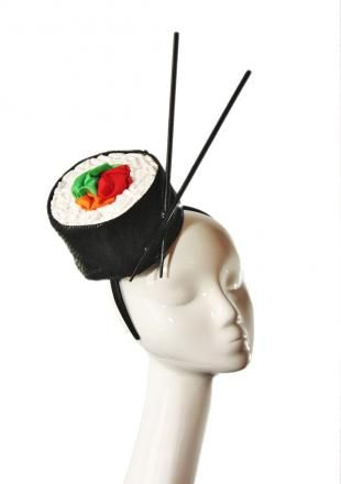 Sushi Hat | the libertarian