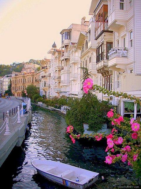 Kuruçeşme, Bosphorus, Istanbul