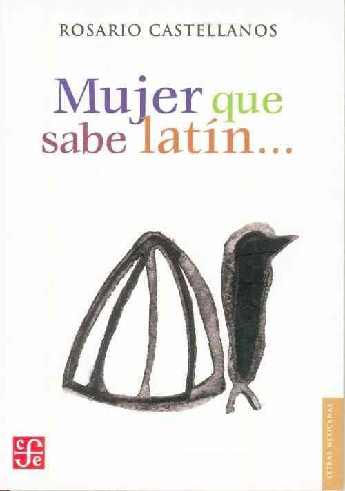 Mujer que sabe latin