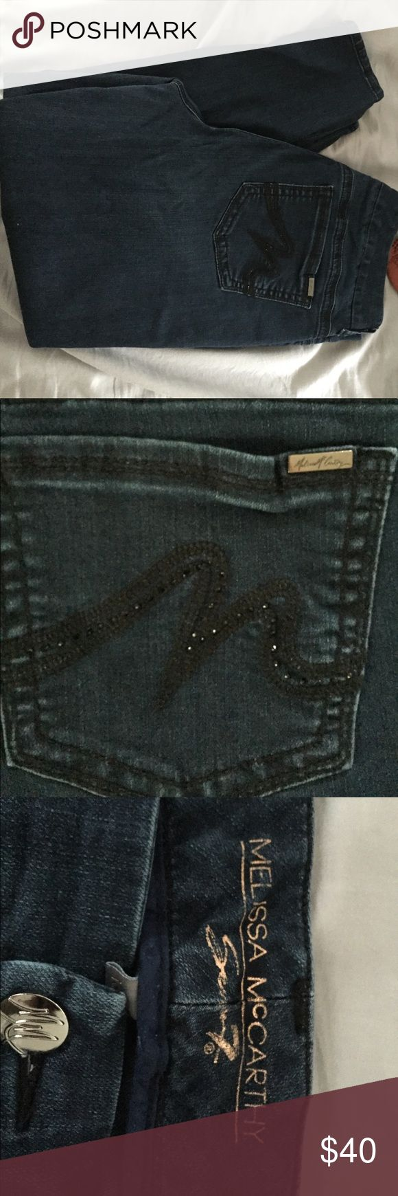 Seven Melissa McCarthy plus size skinny jeans Size 18. Worn once Melissa McCarthy Seven7 Jeans Skinny