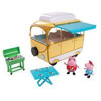 Peppa Pig Family Camper Van Playset for Maizi....mdb