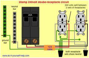 dddf81743a418f4751b00668c817a7f9--circuit  Amp Gfci Breaker Wiring Circuit Diagrams on 20 amp 2 pole, for sqd qo260,