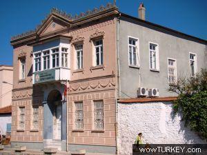 Muğla - Milas Evleri