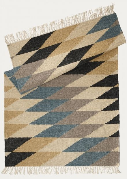 Terrace Rug – Dark Charcoal Grey | Collections | Living | Rugs | Linum