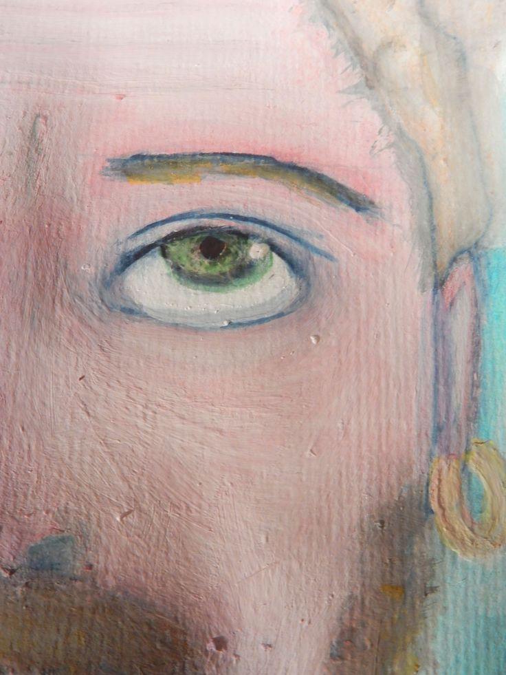 """Studio del personaggio della fiaba """"Il sarto e la luna"""" - dettaglio (""""The tailor"""" - fairy tale character - detail)"""