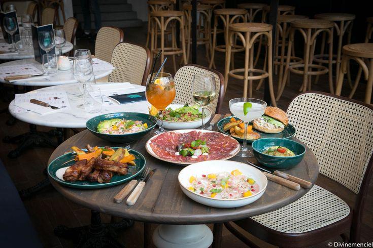 TIGERMILK, un voyage gourmand distinctive en Amérique du Sud depuis Paris !