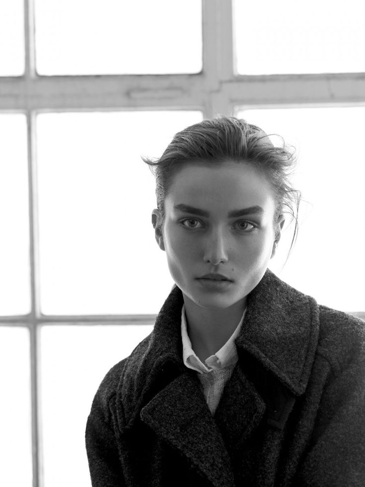 Collection Isabel Marant pr H&M, sortie novembre 2013 : Andreea Diaconu photographiée par Karim Sadli