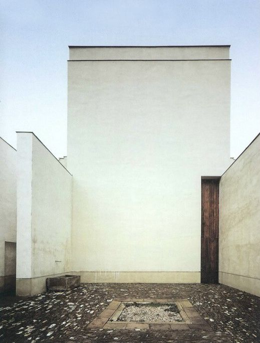 john pawson / novy dvur monastery