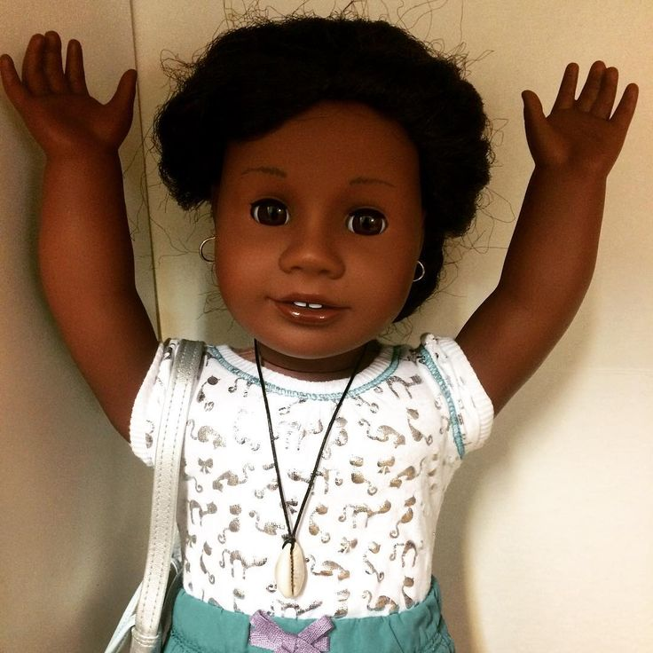 "It's my childhood friend and the beginning of my ""light"" obsession with American Girl's Birthday! 19 years later and she still holds the same place in my heart. Happy Birthday Addy Boo!! #agig #americangirlbrand #agdoc #agsofcolor #agdollsofcolor #agaddy #addywalker #blackdolls #dollstagram"