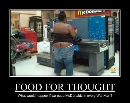ghetto people at walmart