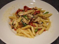 Yardhouse Penne with Chicken- pic taken from http://www.ineedtext.com/FoodBlog/2010/04/15/lunch-at-the-yard-house-happy-hour-information-links/