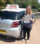Congratulations to Daisy Gethen of Rochester Kent who passed her practical driving test on Saturday 18th July with our driving instructor John Everett.  Daisy Passed her driving test at the Gillingham Driving test centre.  Now getting to Uni and visiting friends will be so much easier.  Well done Daisy this should make a massive difference to you and will give you that all important independence.   All the best for the future from your driving instructor John and all the team at Topclass…