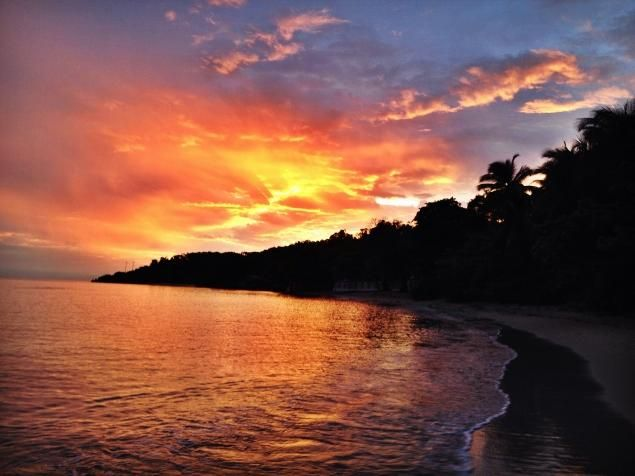 Explore The Beauty Of Caribbean: 32 Best Haiti Sunset Images On Pinterest