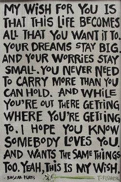 For Haley, Hannah & Holden... I love you all more than anything in this whole wide world, Always & Forever!