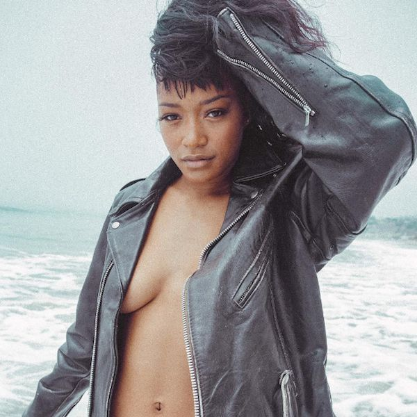 Keke Palmer's New Tattoo Is Fit For A Queen - http://oceanup.com/2016/06/13/keke-palmers-new-tattoo-is-fit-for-a-queen/