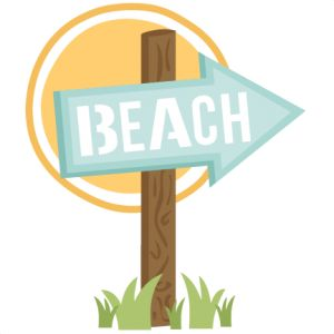 182 Best Beach And Ocean Clipart Images On Pinterest