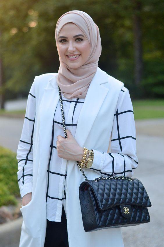 ~Celoteh Kiky~: Tips Tampil Modis dan Anti Gerah Dengan Hijab Dress Style Untuk Cuaca Panas