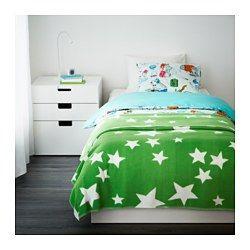 IKEA - OLIVTRÄD, Narzuta/koc, , Polar to miękki i łatwy do utrzymania w czystości materiał, który można prać w pralce.Z wykończeniem niemechacącym, zapewnia gładką i miękką powierzchnię.Możesz użyć jako narzutę na pojedyncze łóżko lub duży koc.