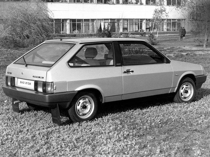 "ВАЗ 2108 ""Спутник"" Предсерийный '1983–84"