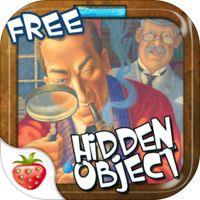 Hidden Object Game FREE - Sherlock Holmes: The Blue Diamond by SecretBuilders