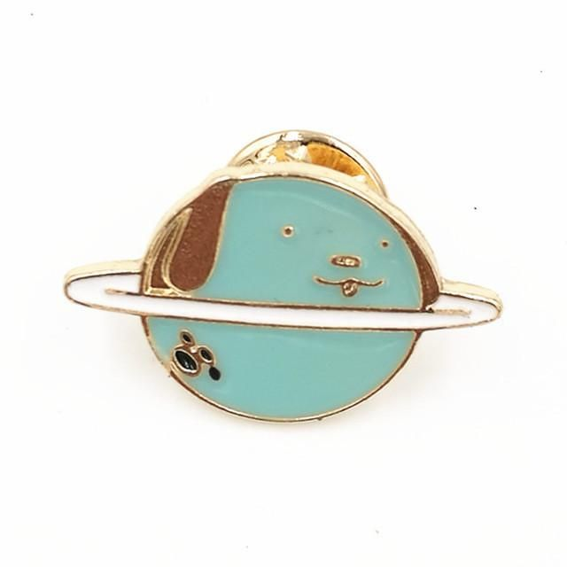 Out of This World Brooches