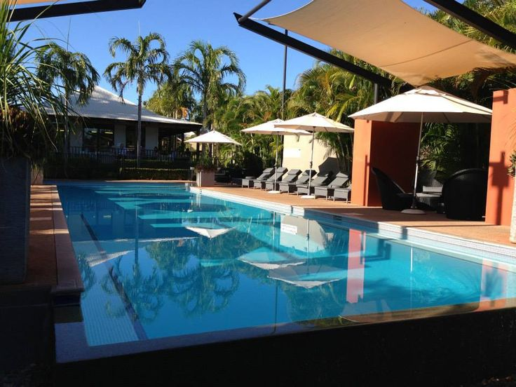 """""""The Pearle"""" Broome's Premier Luxury Resort featuring Cane-line furniture. www.thepearle.com.au"""