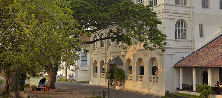 Amangalla Hotel, Galle [Sri Lanka]