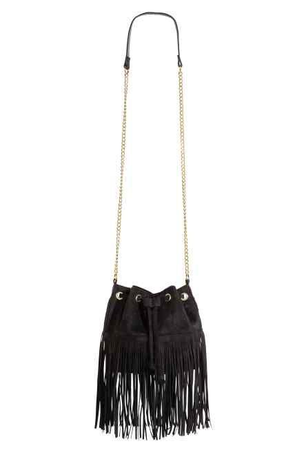 Découvrez une sélection des plus beaux sacs à franges H&M