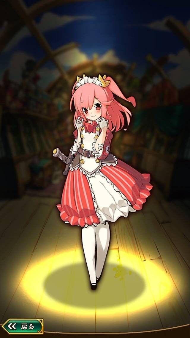 【ラスピリ】【進化後】ウォーリアー(火・女)の評価・ステータス - Gamerch