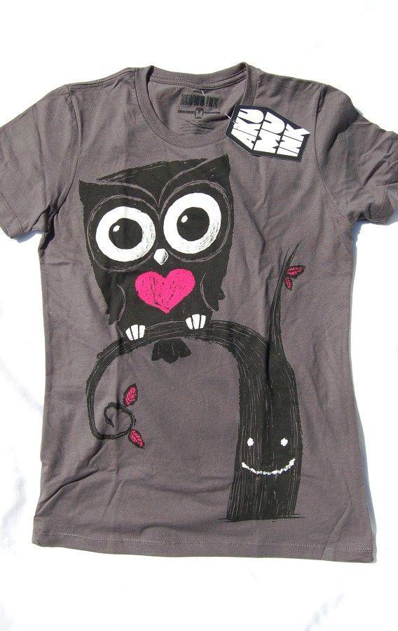 Akumu Ink // Akumu Ink Owl T Shirt
