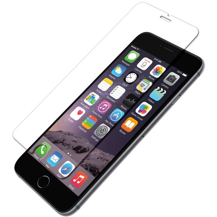 Protector your #iPhone 6+ & iPhone 6S+ with tempered glass. Now just only $2.50.