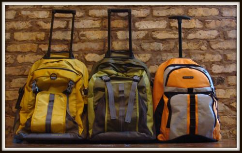 Do you have a child that WANTS to go to school with siblings...but it just isn't time?    Tale of Three Backpacks from June Cleaver Nirvana: Cleaver Nirvana, Positive Parenting, Mommy Bloggers, Favorite Places, School, Sibling, June Cleaver, Parenting Management, Parenting Ideas