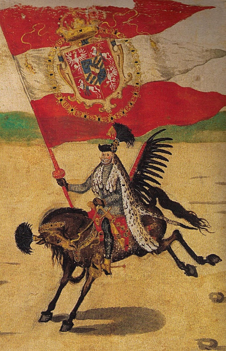 polish-lithuanian winged hussar