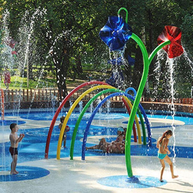 Splash Swimming Pools: 21 Best Kids Splash Pool, Play And Activity Areas Images
