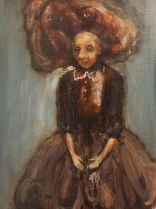 FACTORY-ART Gallery Artist portfolio, Jayne Anita Smith - Penzance, United Kingdom
