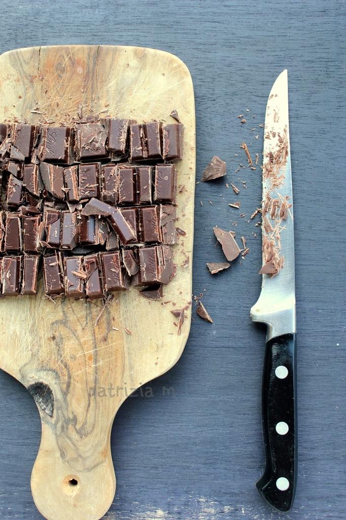 Cioccolato al 70% a pezzi da cioccolatomania