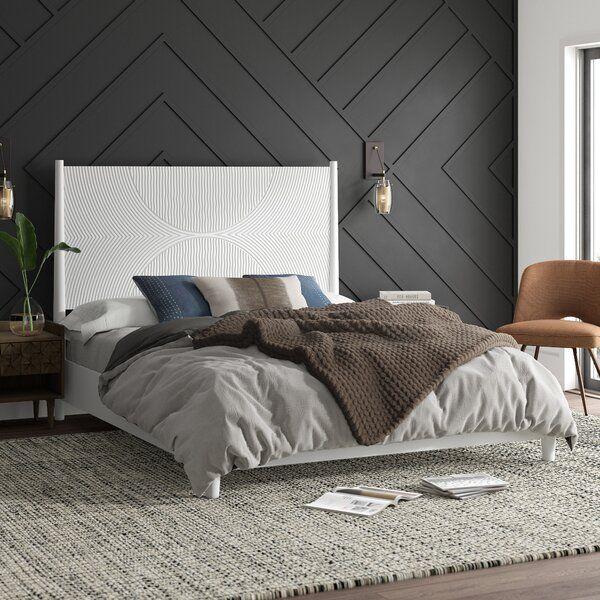 Mcelrath Standard Bed In 2019 Elegant Bedroom Design
