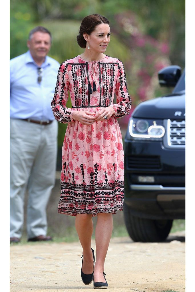 Kate Middleton, la duquesa del fast fashion