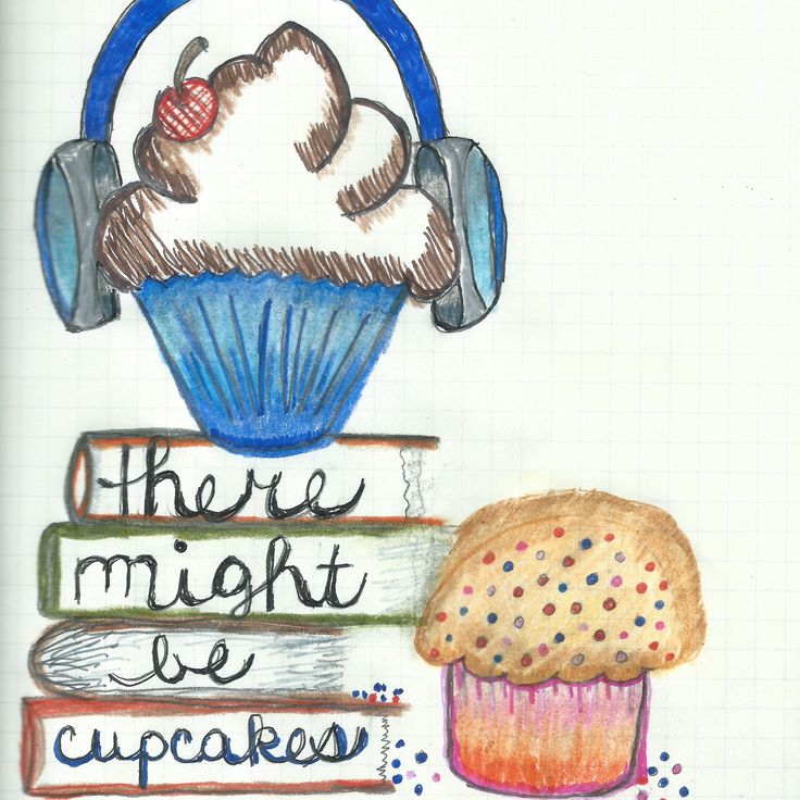 There Might Be Cupcakes Podcast: Episode 6: Let's Go to the Movies: In which Carla explores all things book-to-movie, including that dorky audio fan letter about this subject she sent to Patton Oswalt, and her unusual behavior in movie theaters as a child (hint: it isn't what you think). Plus: a related top-ten list, because lists are awesome.