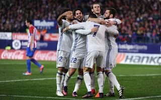 Previa Real Madrid-Atletico de Madrid: El Derbi pisa el Bernabeu