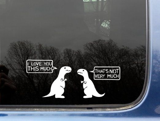 Best STICK FAMILY ART Just Stick It Images On Pinterest - Vinyl decals for your caramazoncom your stick family was delicious trex vinyl decal