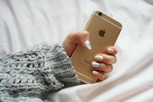 nails, nail , iphone